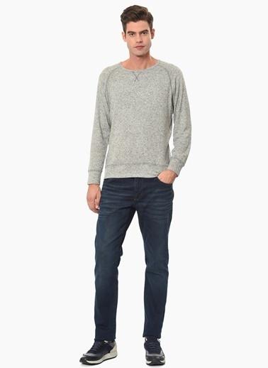 Que Sweatshirt Gri